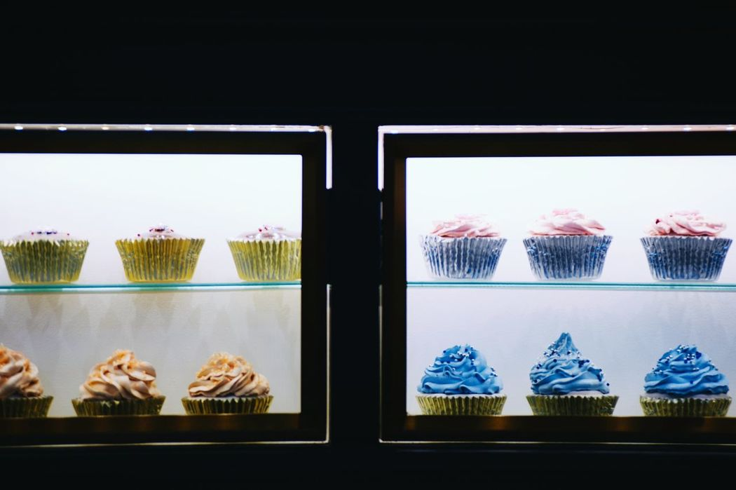 Sugar Rush Cup Cakes Cakes VSCO Symetrical Light And Shadow Still Life My World Of Food The Shop Around The Corner