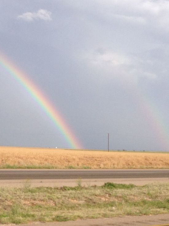 Beautiful rainb