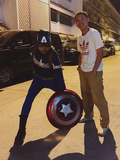 555 Captain America