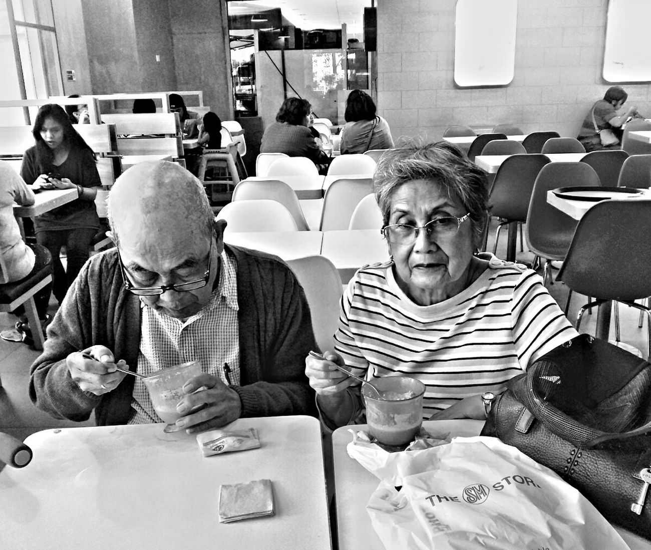 The Week On Eyem Love Love Is In The Air Lovely Couple Forever Amazing People Old People People Portrait People Together Taking Photos Capturing The Moment Two Is Better Than One