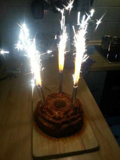 Hmm, leckere Torte aus Hack :-D