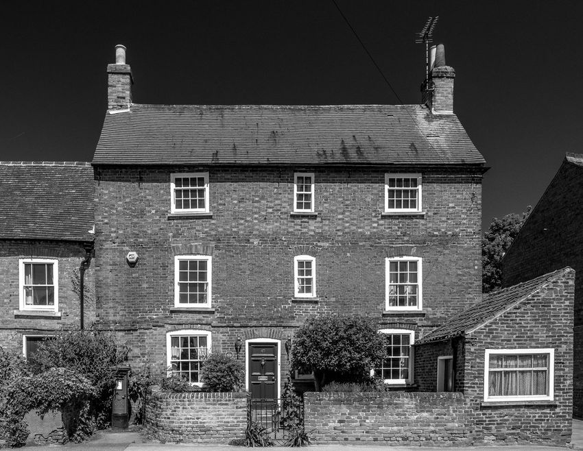 40 Westgate, Southwell, Nottinghamshire Architecture Southwell Blackandwhite Black And White Monochrome Photography FUJIFILM X-T2 Nottinghamshire