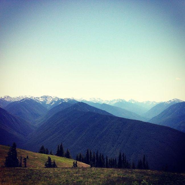 Afternoon hiking adventure = Beautiful!Hurricanehill WAbeauty