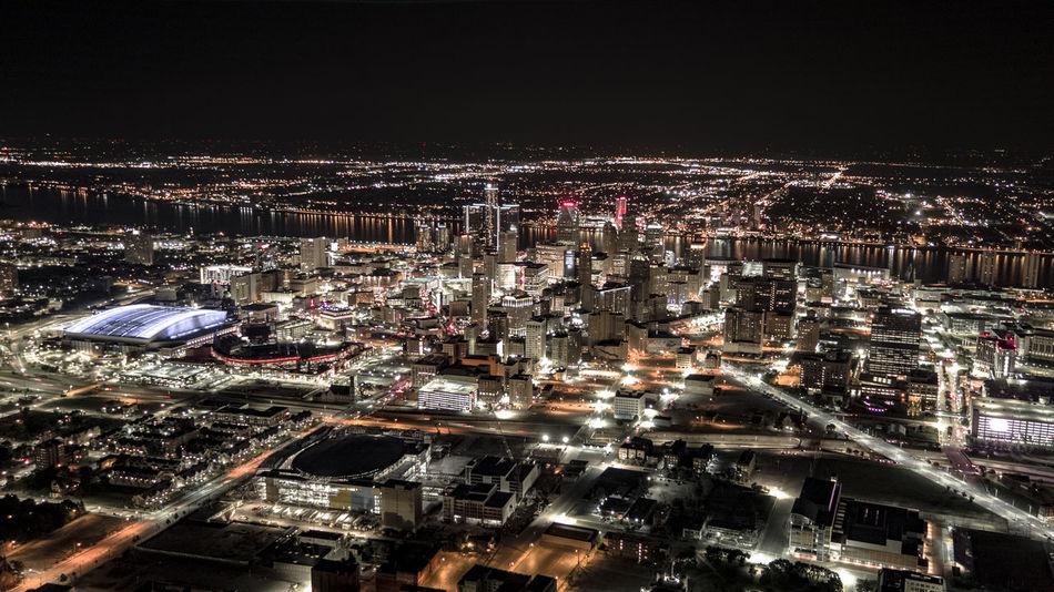 Beautiful stock photos of detroit,  Building Exterior,  Built Structure,  City,  Cityscape