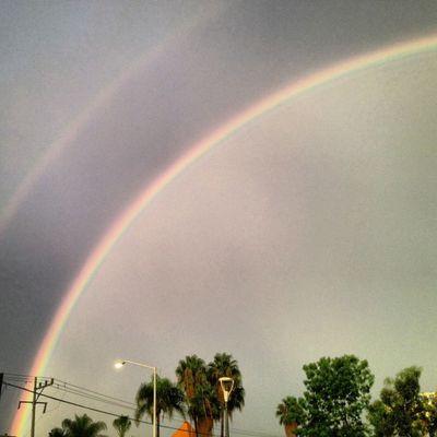 arcoiris Squaready Igers Igersgdl Igersmexico Rainbow Arcoiris Sky Skylovers