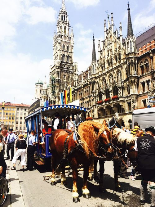 Marienplatz Stadtfest