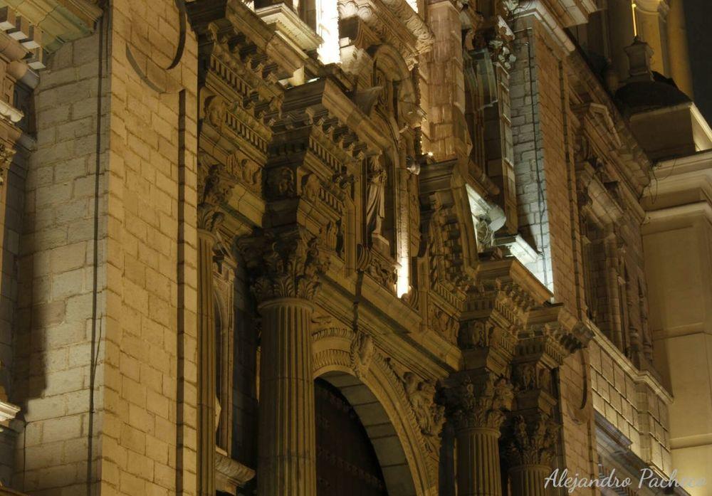 Fachada de la Catedral de Lima - foto 100 The Traveler - 2015 EyeEm Awards First Eyeem Photo Hello World Opening Day Traveling