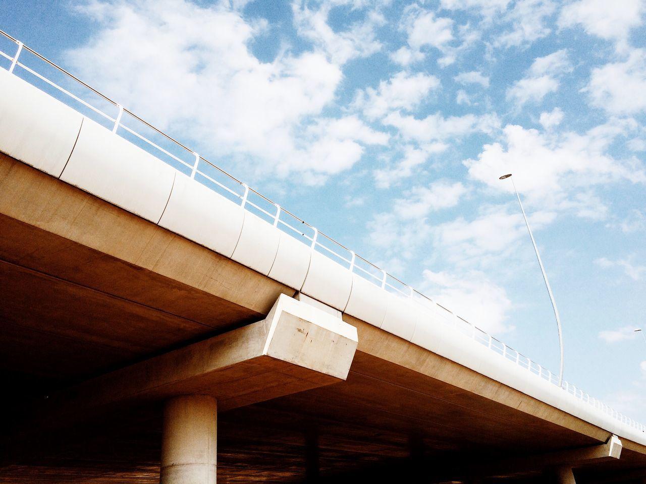 Beautiful stock photos of bridge, Architecture, Bridge - Man Made Structure, Built Structure, Cloud - Sky