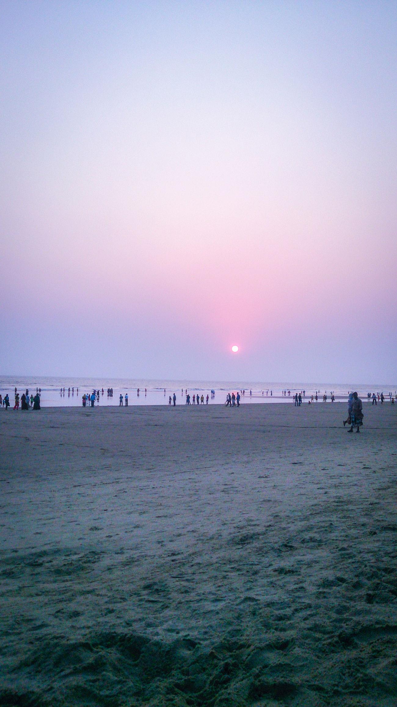 Sundown Paradise Beach First Eyeem Photo