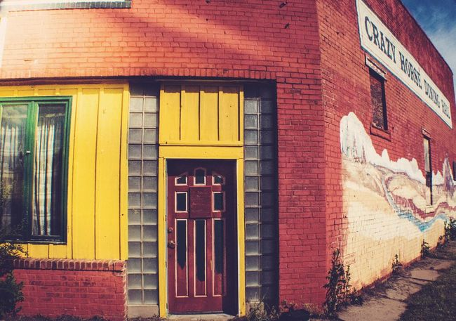 Open Edit Vintage Eyeem Popular Photos EyeEm Best Shots Architecture EyeEm Masterclass MidWest Red Colors Urban