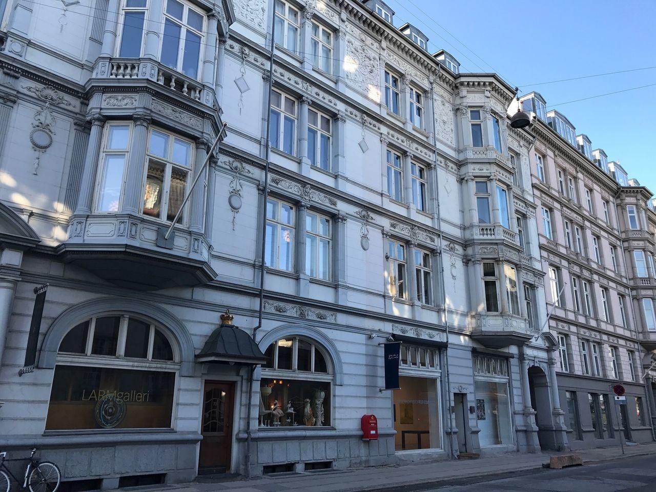 Building Exterior Architecture No People City European  History City Danmark Copenhagen