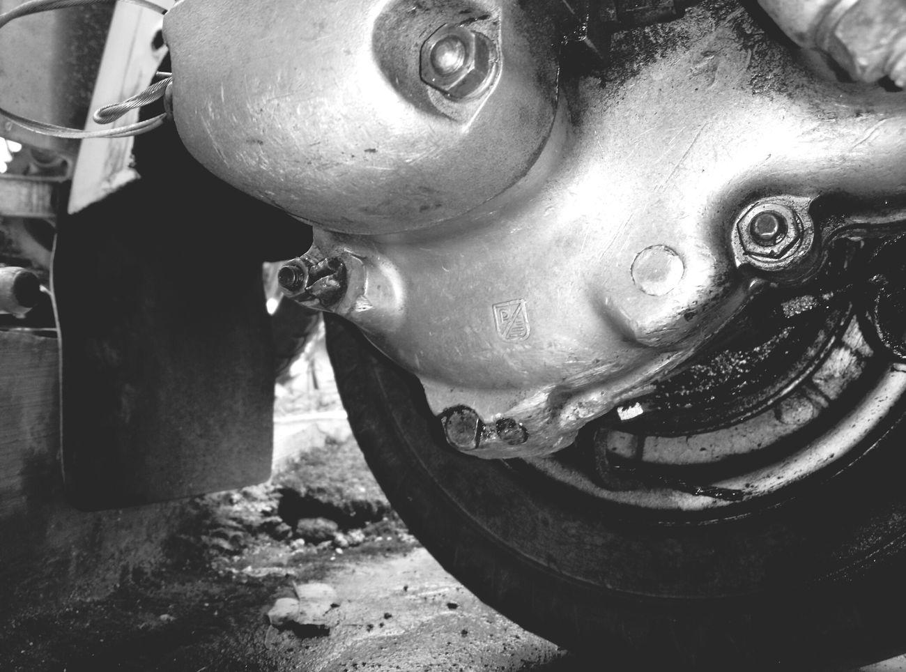 Engine P/ Vbb Vespa Vespa Indonesia