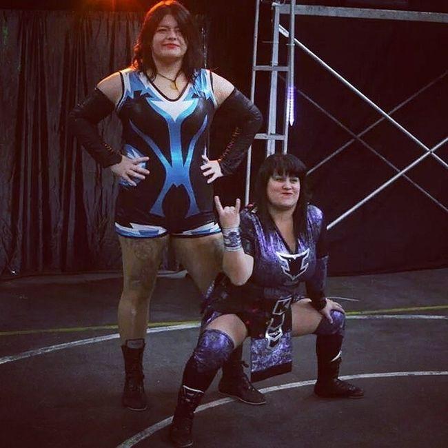 Krizty Domina Xnl Wrestling luchalibre chilena lucha xD