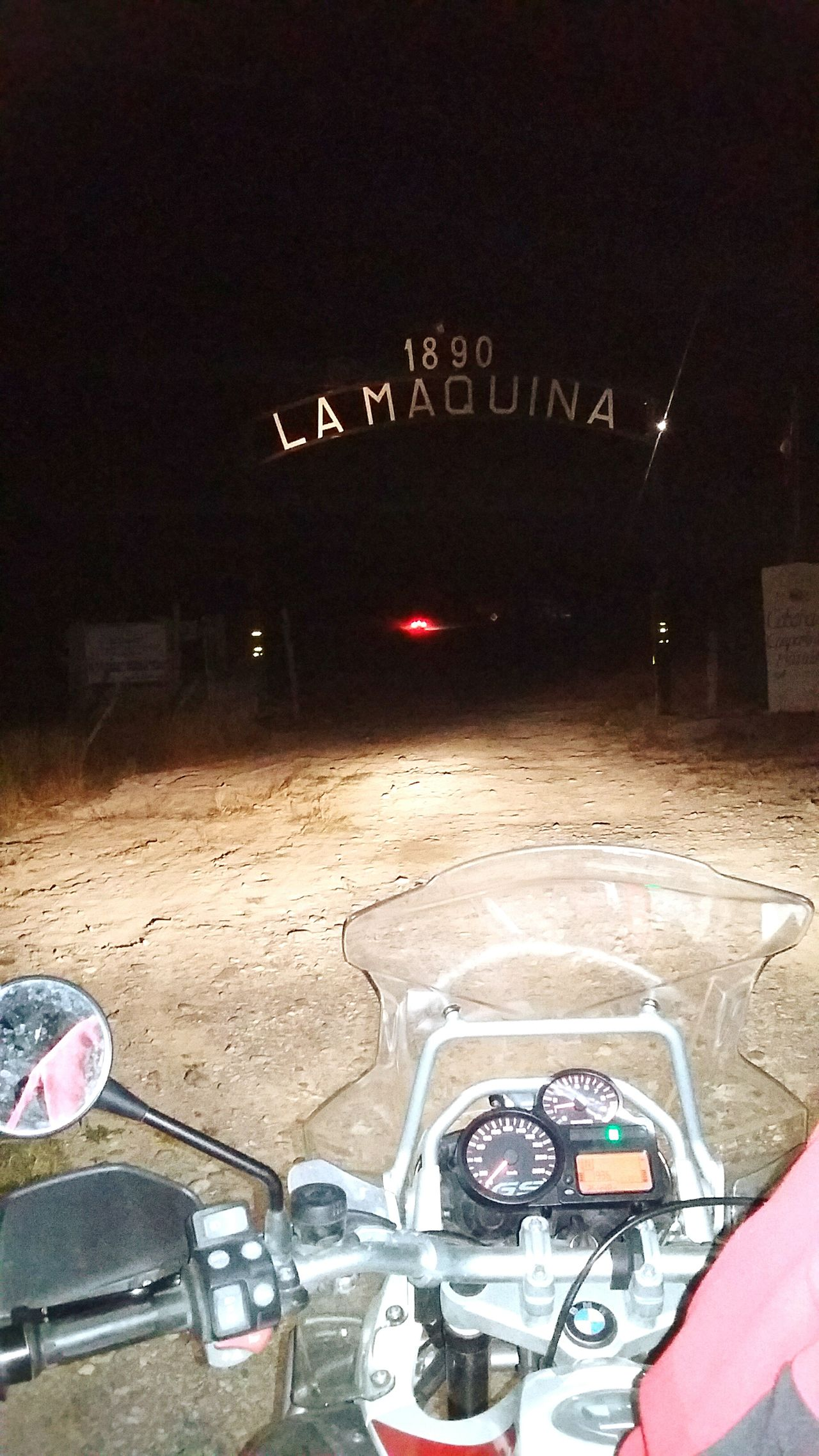 Text Camping Trip! Adventure Travel Destinations Coahuila, México On Road Photography On Route Nightphotography Night Lights Motorcycles Motorcycle Photography