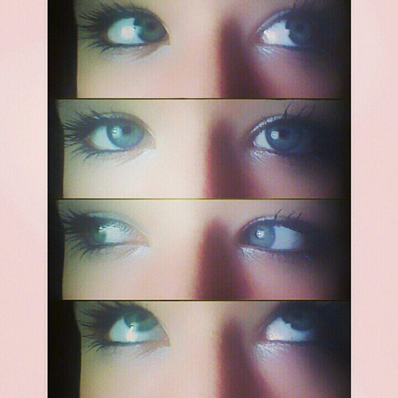 me eyes (: