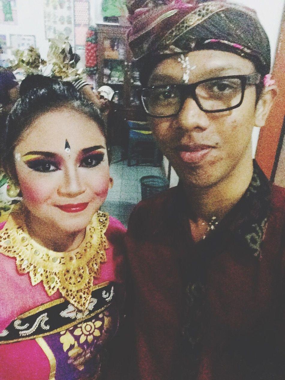 Denpasar Dance Balinese Family