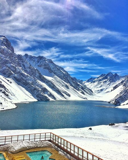 Throw back to Portillo, Chile! First Eyeem Photo