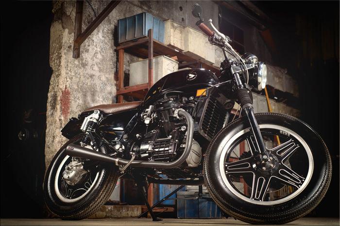 Cafe Racer CB 650 CB Radio Honda Cbr600rr Motocycle