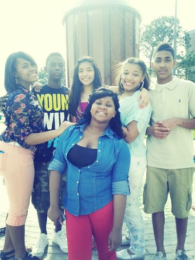 today was fun ♥