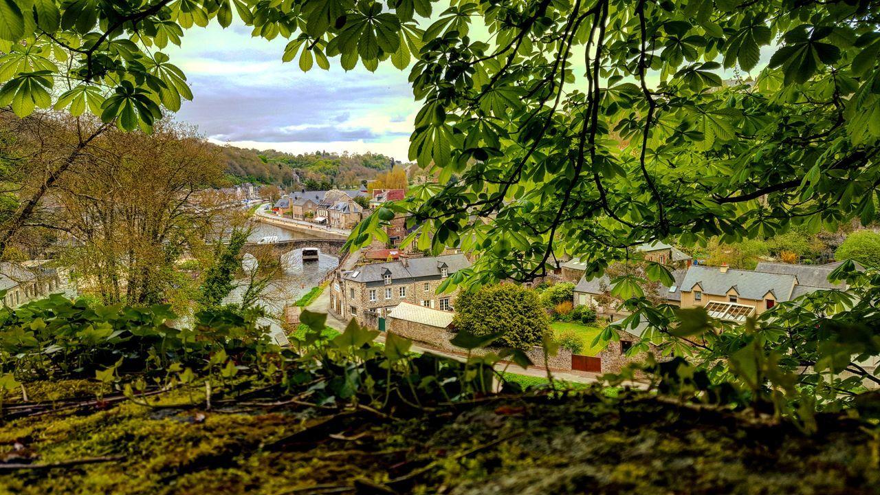 🌳 Fresh Air Relaxing Boats⛵️ Dinan France 🇫🇷 Bretagne Bretagnetourisme