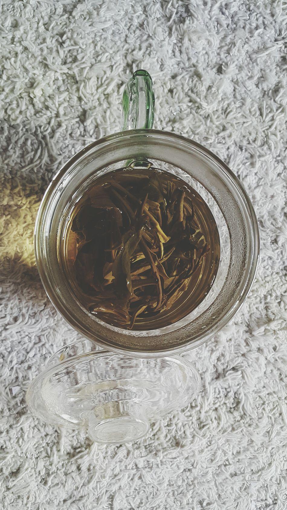 Jasmine Tea Green Tea Cup Of Tea TeaCup Glass Cup Fresh Tea Still Life Soft Light Beverage Liquid Lunch Refreshing Drink Chinese Tea