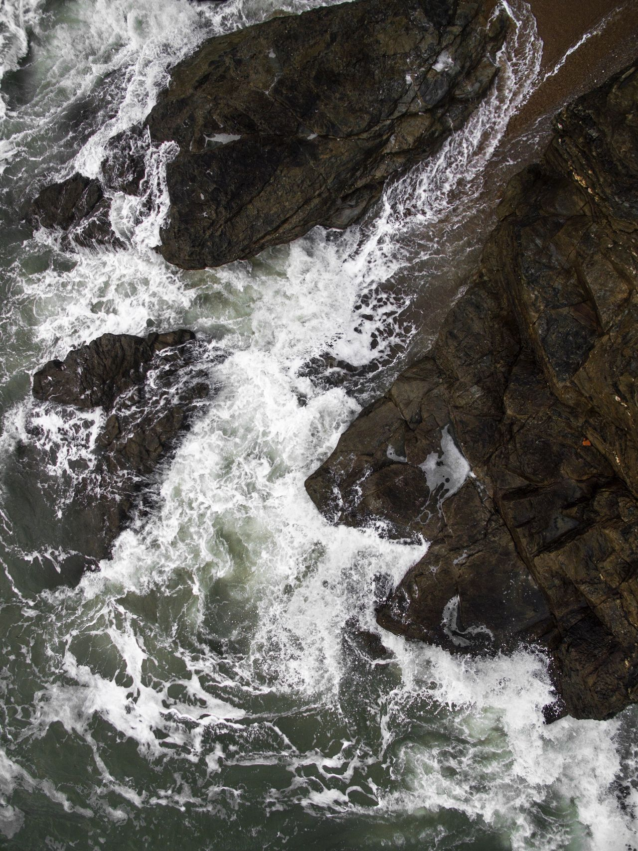 Flying High Sea Nature Water Beauty In Nature Day Rock - Object No People Wave Motion Outdoors Nature_collection Nature Nature Photography Storm Ocean Ocean View Waves Cliff Landscape_Collection Landscape_photography Landscape Flying High.