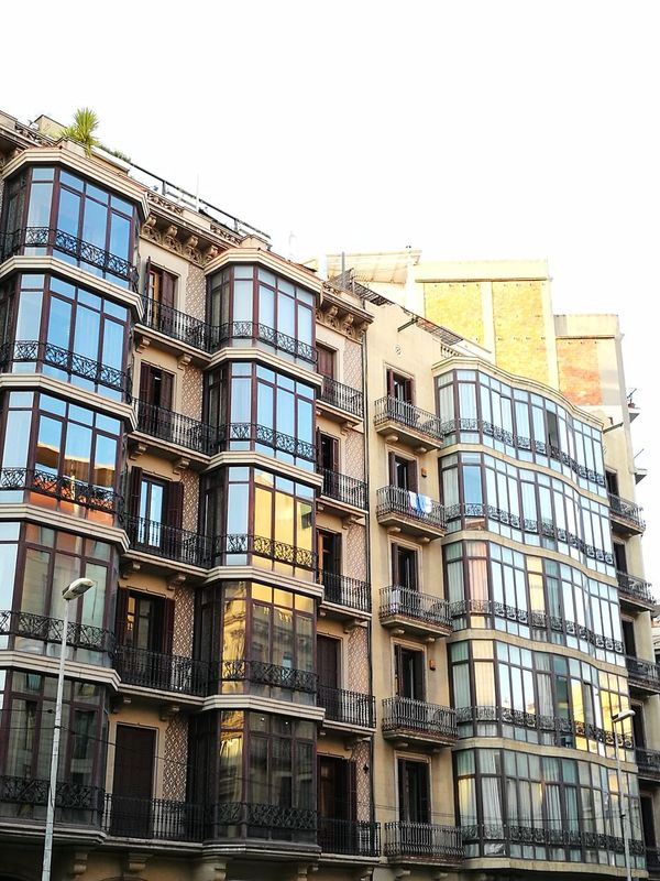 Architecture Building Exterior Built Structure No People Carrerons Raval Barcelona Classic Buildings Façade Barcelona, Spain Hierroforjado Traditional Architecture Architecture Streets