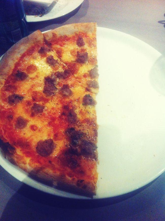 Pizza Time Pizza Half