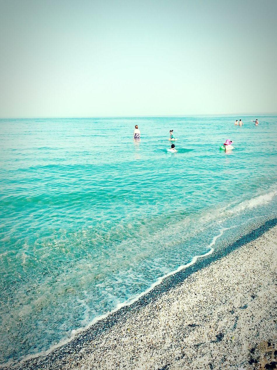 Beach Sunset Beach Life Awaza Caspian Sea Sea And Sky Sea View Sea