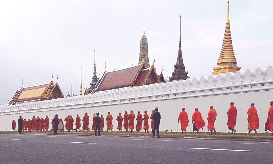 Grand Palace Bangkok Thailand Wat Phra Kaew Sanamluang Bangkok Krung Thep Phra Nakhon First Eyeem Photo Thai Culture