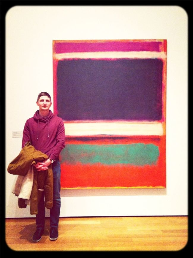 Contemporary Art Time