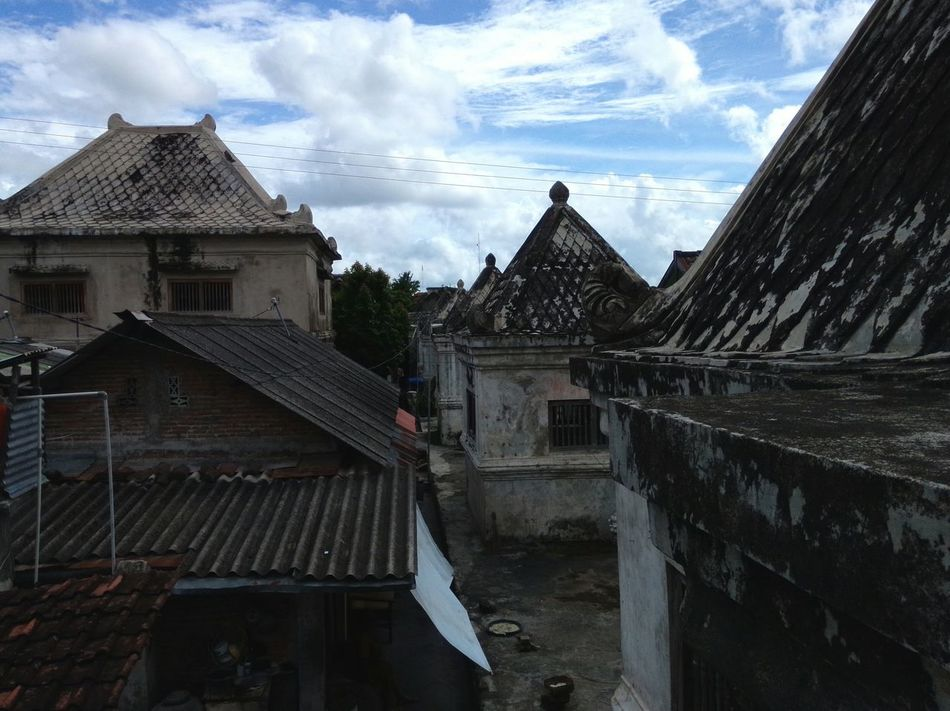 Perspective Architecture Tamansari Tamansariyogyakarta