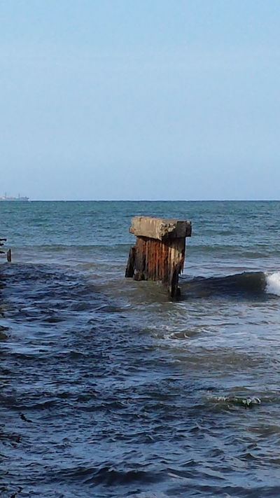 Calmed Waters Day Dock Earth Colors Outdoors Sea Tranquility Water
