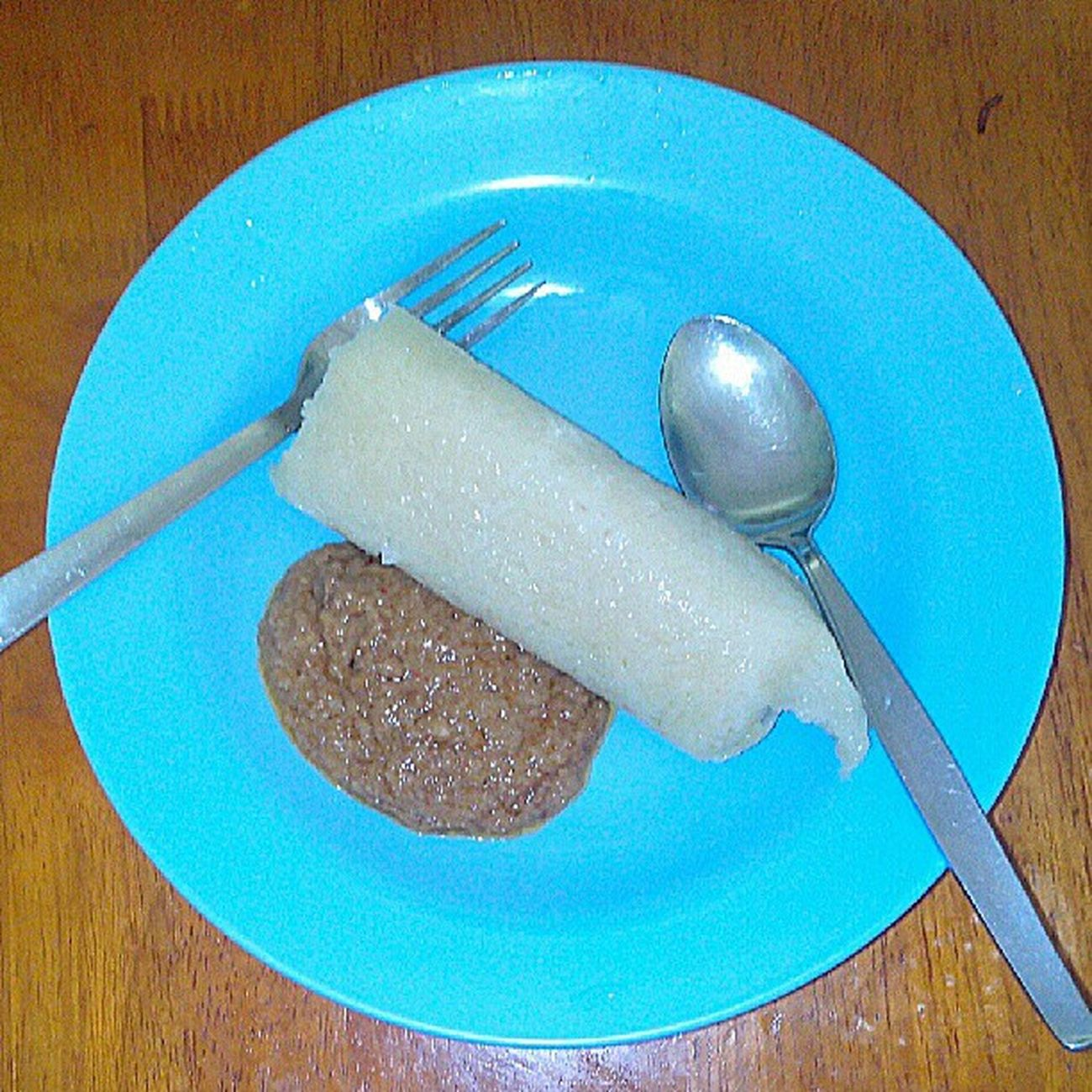 Having Breakfast Lemang Siiabang lol delicious yummy malaysiafood food simplebutdelicious terbaikpunya