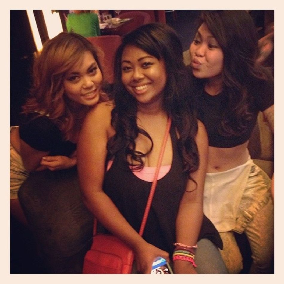 Seriously too much fun last night, Jabuki is back look out :) Myasiansistas