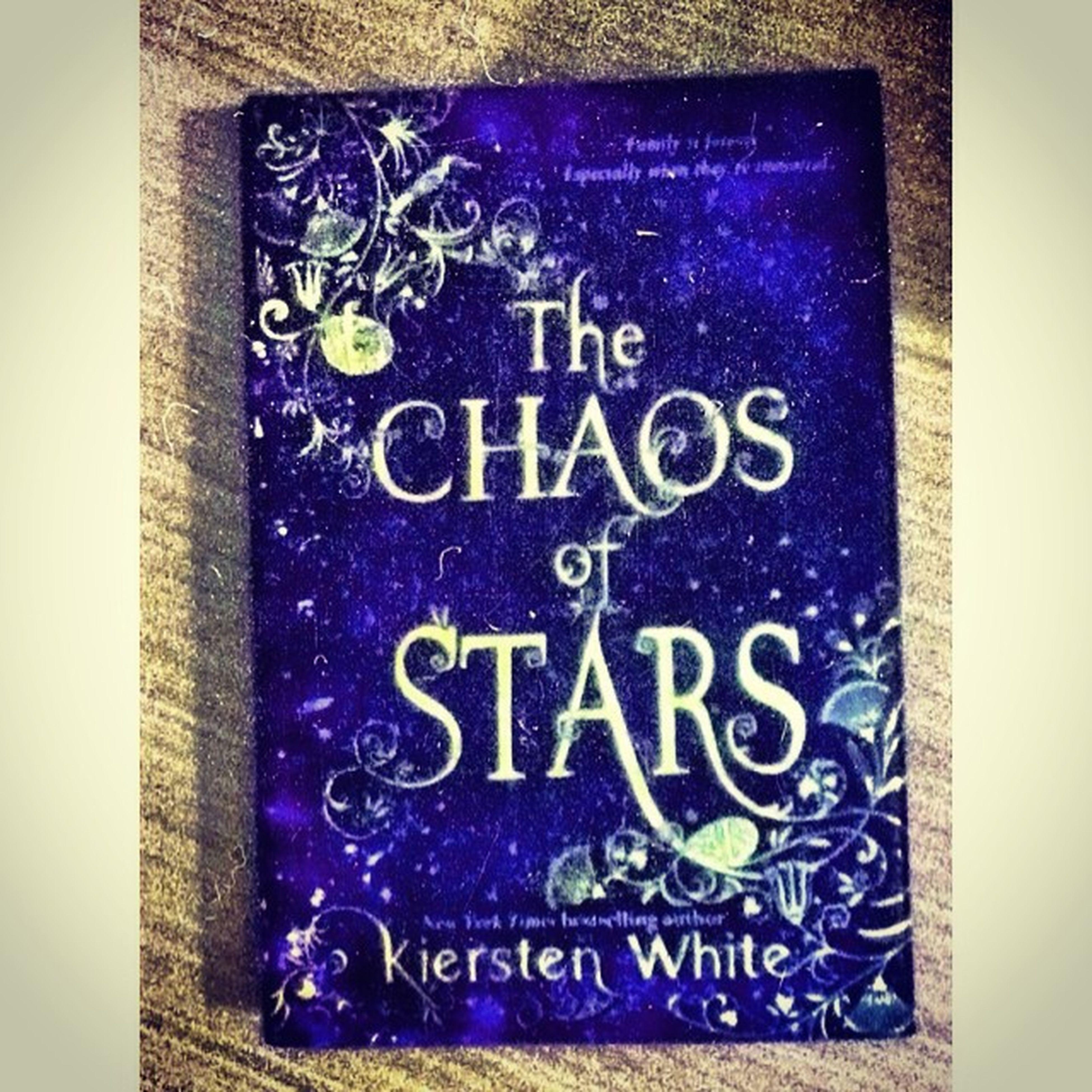Newbook Thechaosofstars 💫💫🌟✨