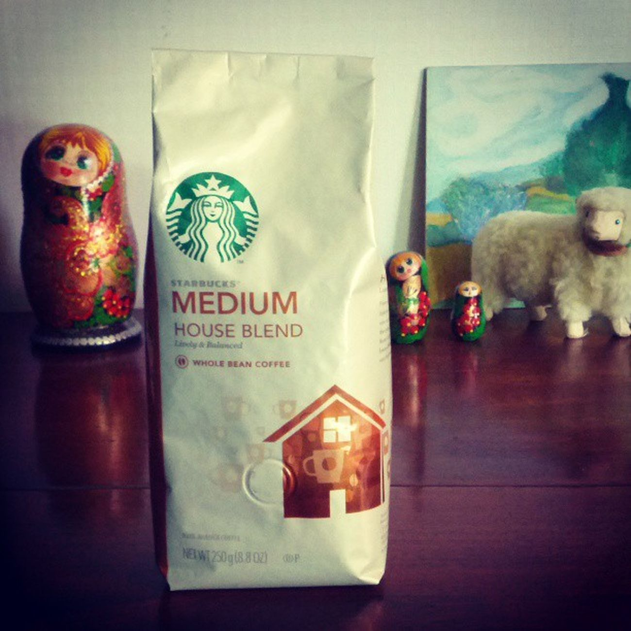 Café :) Starbucks HouseBlend