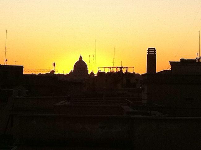 Warming Rome
