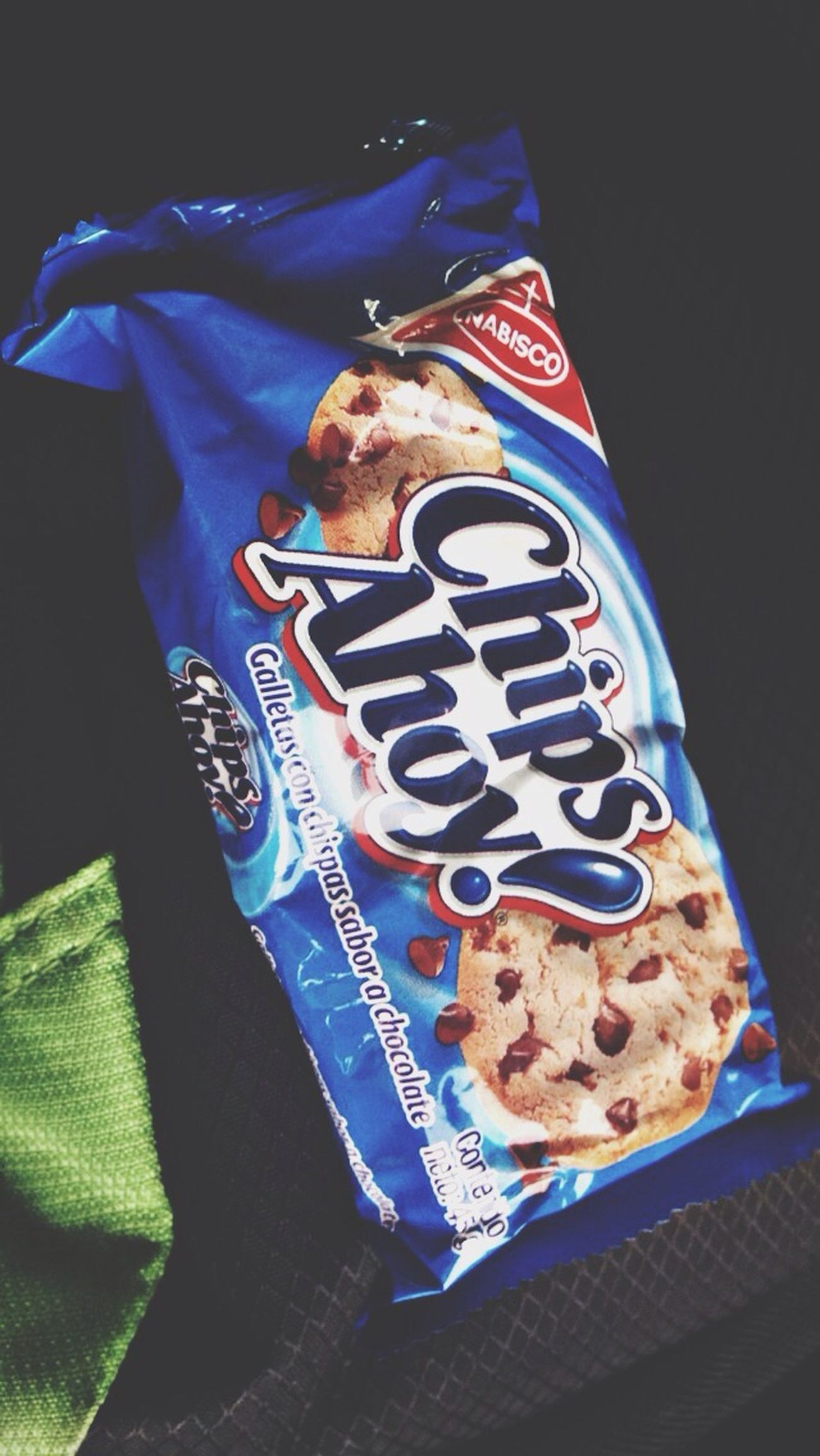 Taking Photos Chips Ahoy Delicious Food