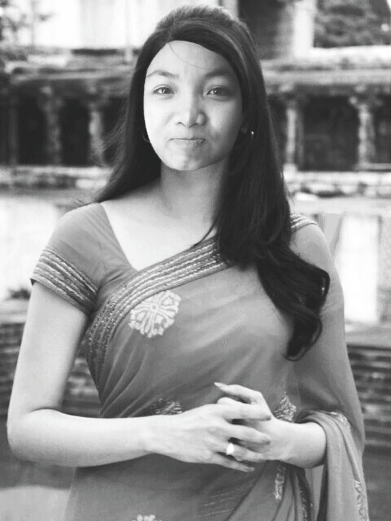 Enjoying Life Indian Saree Vietnamesegirl Application Just For Fun! ^.^