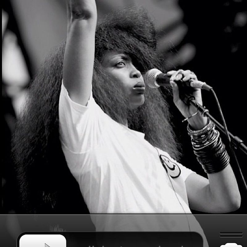 Love this chick ErykahBadu Soulmusic Music Life history deep