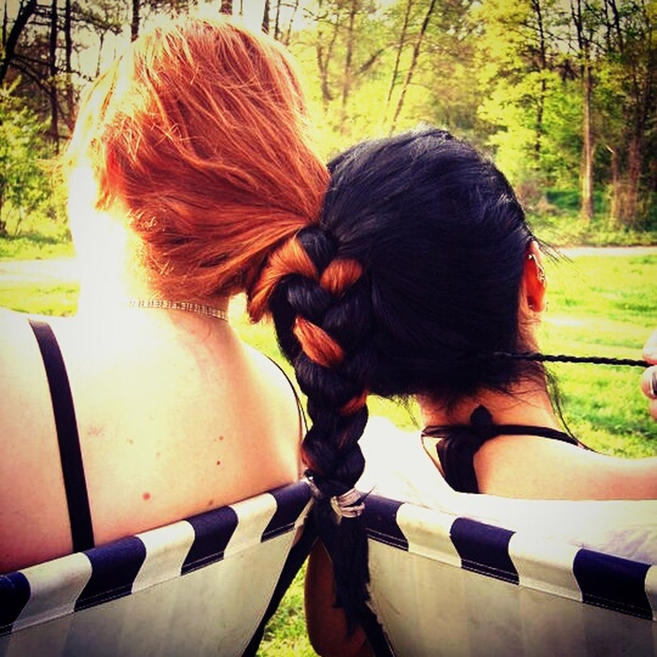 Friends Friendship Braid Fishtail Braid Longhair Bff Girls Darkhair Slovakiagirls Funnythings Redhair Girly Slovakiagirl Slovakgirl Slovakia Slovakgirls Crazyfriends Friend Togetherness Together Together Forever Makingmemories Old Good Days Have Fun Funny Moments