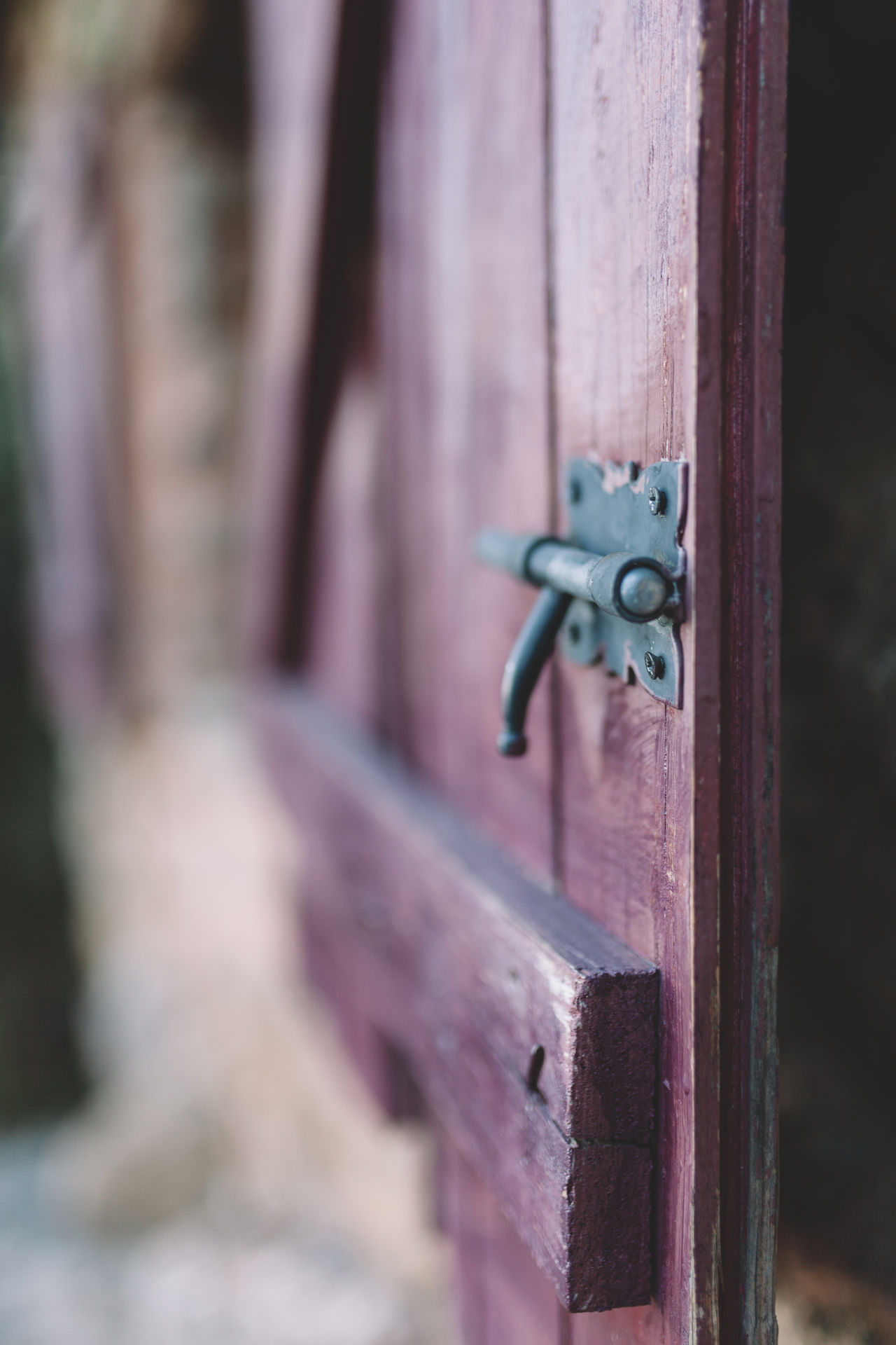 Close-up Day Door Key Latch Lock Metal No People Outdoors Protection Safety Security Window Wood Wood - Material