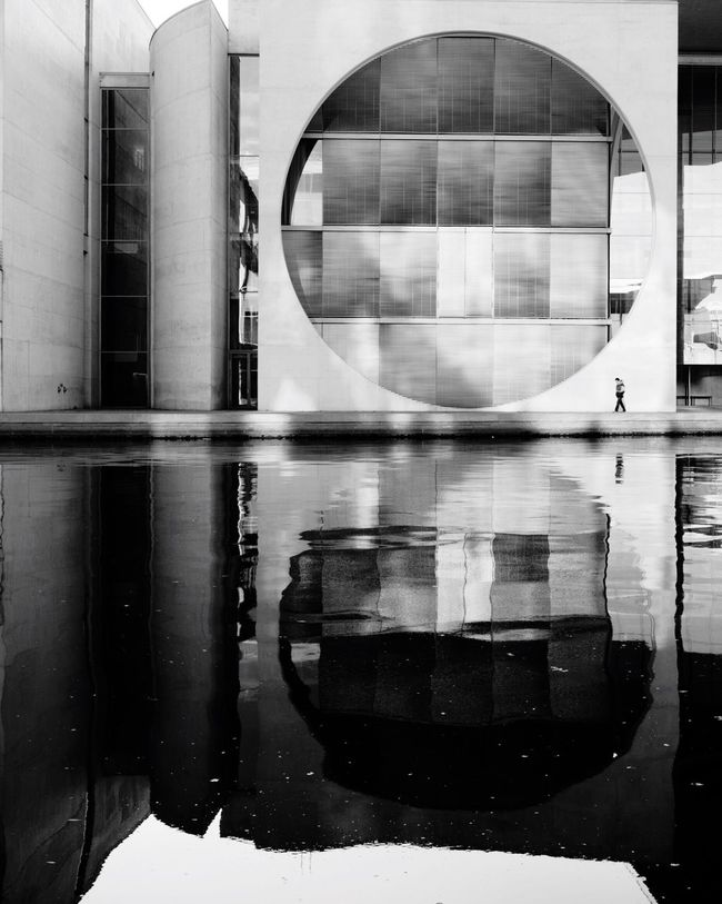 #Berlin classics The Architect - 2016 EyeEm Awards Blackandwhite Photography