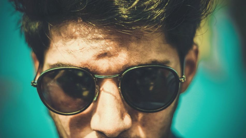 EyeEm Selects Sunglasses Only Men Headshot Portrait Human Face Human Body Part Close-up One Person Relaxing Wanderlust PhonePhotographyNaturelovers The Great Outdoors - 2016 EyeEm Awards The Potraitist - 2016 EyeEm Awards Global Photographer-Collection EyeEm Best Shots Photo Of The Day Sharp Edges Goa Silence Peace And Quiet Contestgram