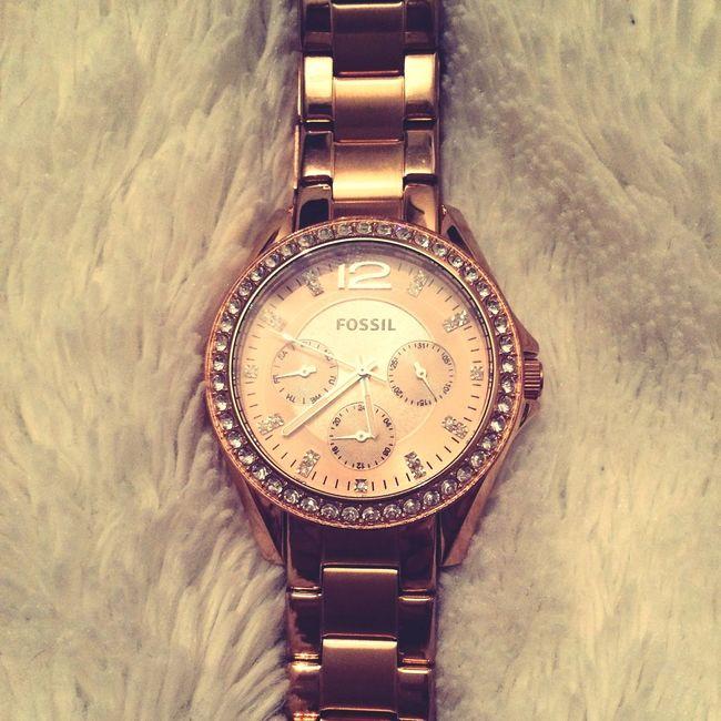 Ma montre d'amour ?