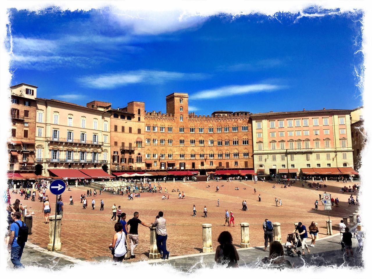Siena Italia Piazzadelcampo