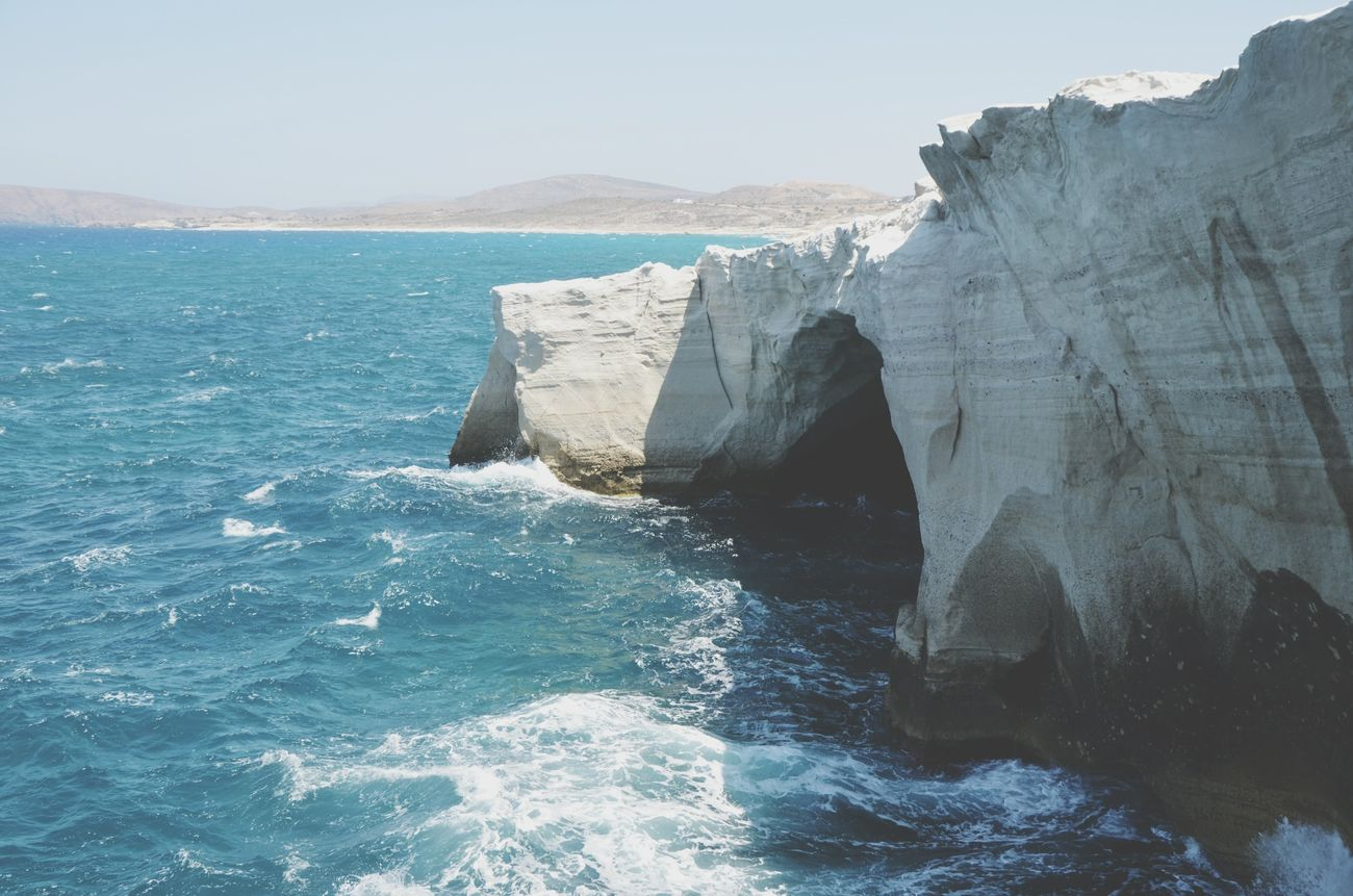 Most beautiful landscape I've ever seen. Hello World Summer 2013 Nature Seascape