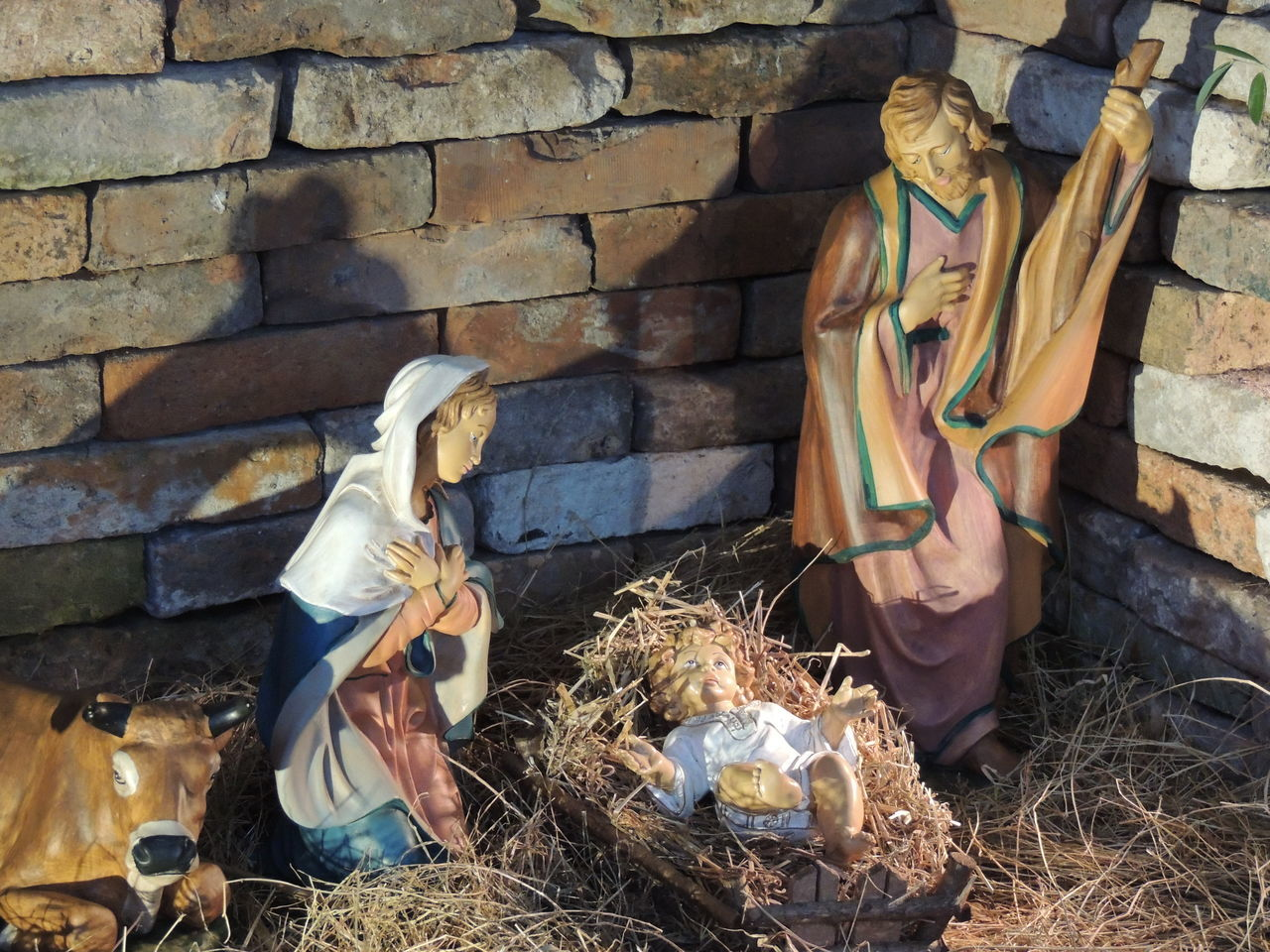 Day Natividad Natividade Nativity Nativity Scene NativityScene No People Outdoors Presepe Presepio Presépio Natal Scene Scenics Working