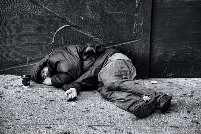 Sleeping Rough Black And White Homelessness  Sleeping Rough Street Photography Street Sleeping